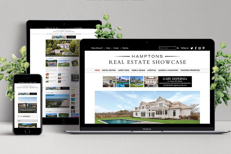 Hamptons Real Estate Showcase Digital Magazine