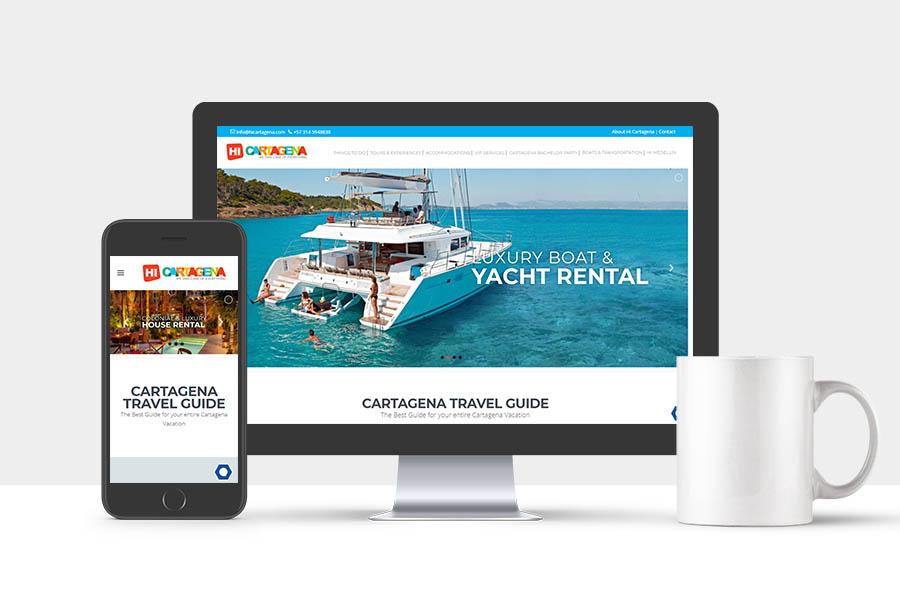 HiCartagena Concierge Travel Agency & Tour Guide