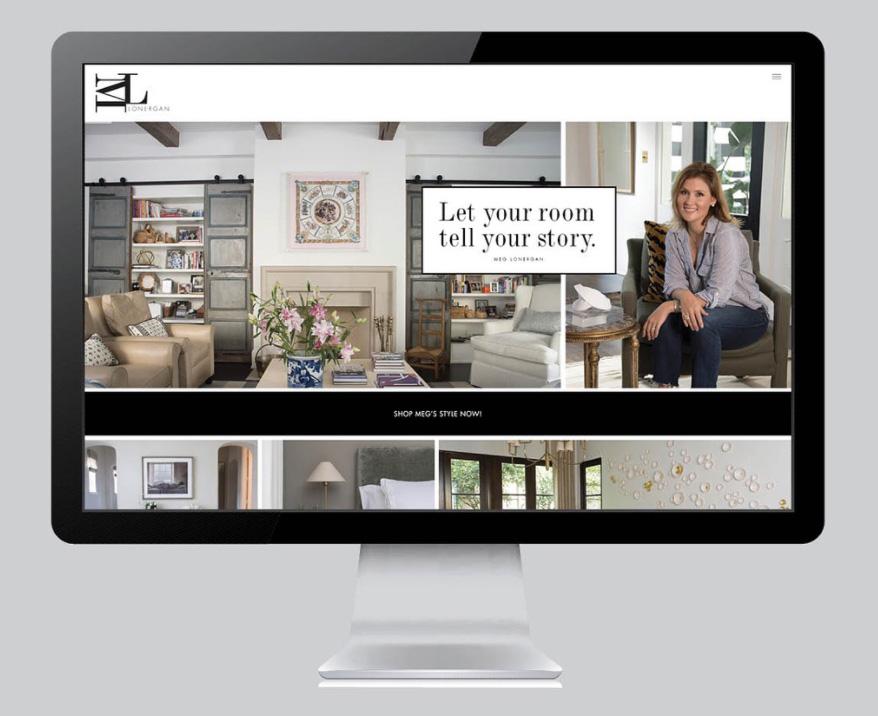 Meg Lonergan Close the Loop Group Website Design