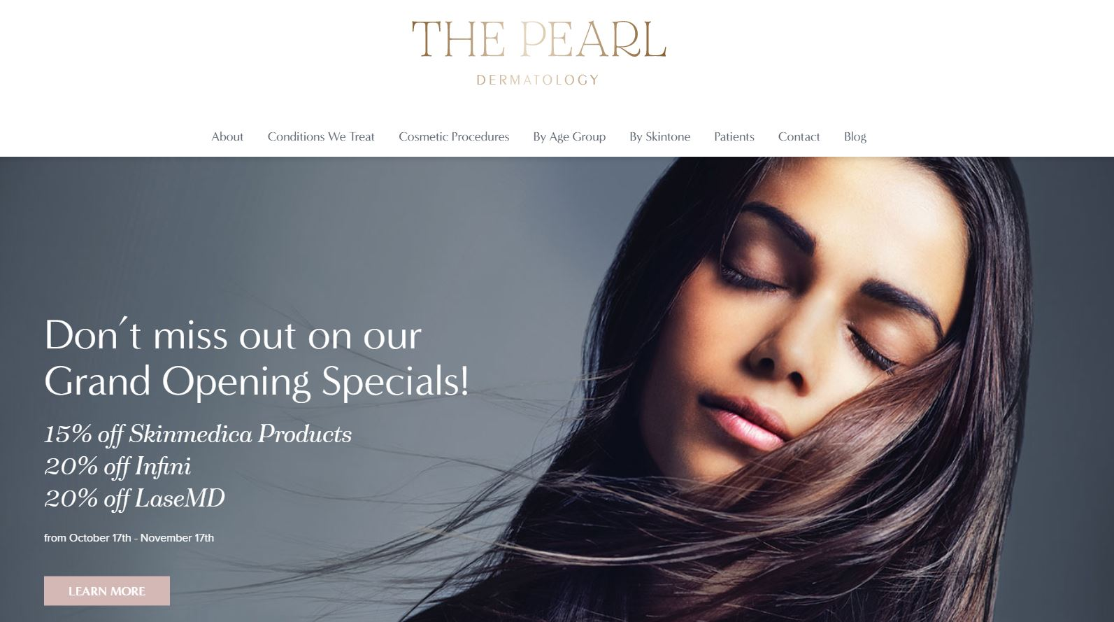 The Pearl Dermatology - Close the Loop Group